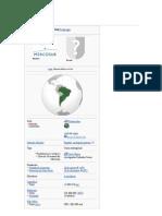 Mercosur Mapa Mental y Otros