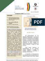 Boletín Communis Opinio - Año 1, No. 17, Mayo 2009.