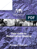 Mapaction Field Guide to Humanitarian Mapping