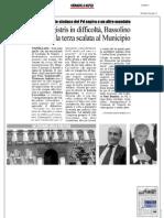 Rassegna Stampa 21.08.2013