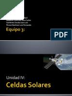 4 Celdas Solares
