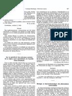 THL.7. Prigogine; Wiame - Biologie et thermodynamique des phénomènes irréversibles (1946)