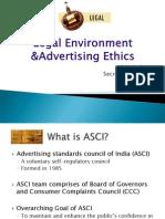 Legal Environment Advaaaaaertising Ethics Final