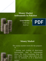 Money Market Instruments in Pakistan