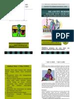Materi Dakwah Sanitasi Untuk Sanitasi Total Berbasis Masyarakat