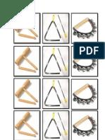 gambar alat perkusi