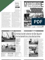Versión impresa del periódico El mexiquense  21 agosto 2013