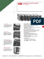 ABB CP E Power Supply