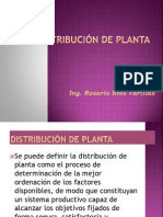 Distribucion de Planta_ RR
