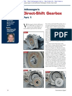 Direct-shift Gearbox 02e Eng