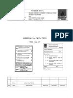 G07 Design Calculation Flanges C1