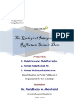 Geological Interpretation of Reflection Seismic Data