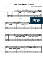 Irish Fiddle Music Viool 1