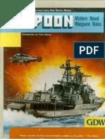 Wargame Harpoon 3rd ed  GDW