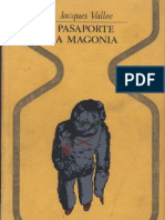 Pasaporte a Magonia - Jacques Vallee
