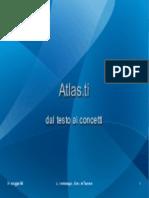 Grounded Theory 2 - L'uso di Atlas.ti