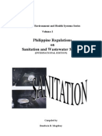 Phil.regulations Sanitation