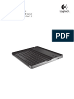 Keyboard Case for Ipad2 Qsg