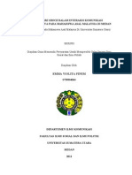 CULTURE SHOCK DALAM INTERAKSI KOMUNIKASI ANTARBUDAYA PADA MAHASISWA ASAL MALAYSIA DI MEDAN.doc