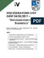 discussie eugenetica