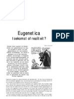 eugenetica :toekomst of realiteit?