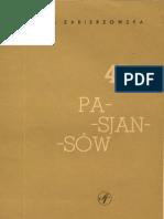 Zabierzowska E - 45 pasjansów