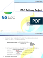 ERC Refinery Project