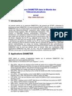 Applications Diameter Efort