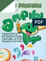Buku Panduan AMFIBI 2013