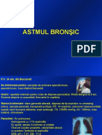 Astm bronsic Cazuri clinice