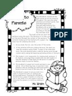 Dolch Words - Pre Primer List