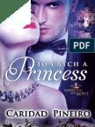 TO CATCH A PRINCESS Romantic Suspense**For Mature Audiences Only**