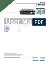 Compair Manual 312278518500