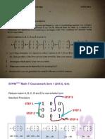 STPM 954 Math T Coursework 2013 [Sem 1]