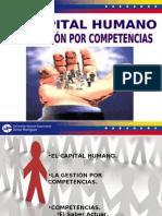 Presentación El Capiutal Humano y la Gestión por Competencias