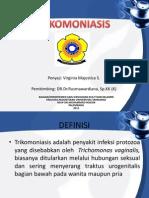 TRIKOMONIASIS PPT