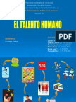Exposicion del talento humano