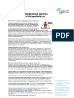 06-12 Fixed CO2 Fire-extinguishing Systems - Consequences of Delayed Release