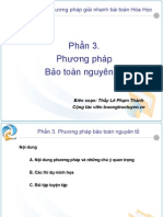Pp Bao Toan Nguyen to Cho Trac Nghiem Nguontttvn