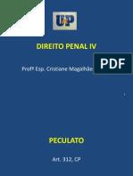 Crimes Contra a Adm Publica Pelo Funcionario p.