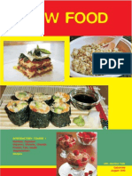 Raw Food Course