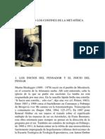 Duque, Félix - Heidegger