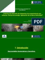 3_Criterios de Seleccion Sistemas de Sostenimiento.mfp.Aceros Arequipa.noviembre2007.