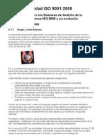 Curso de Calidad ISO 9001