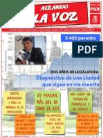 ALZANDO LA VOZ-Especial Mitad de Legislatura