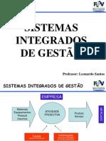 Sistemas Integrados de Gestão - ERP