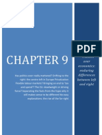 Chapter 9 Politics over Economics