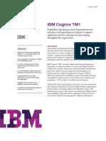 2012 Ibm Cognos Tm1