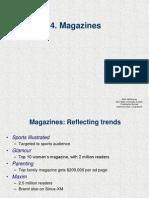 Magazines Chapter 4