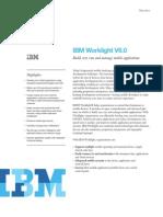 IBM Worklight V6.0